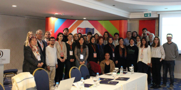 """STRONGER CIVIL SOCIETY IN THE FIELD OF MIGRATION"" TRAINING HELD ON 26-27 FEBRUARY IN IZMIR"