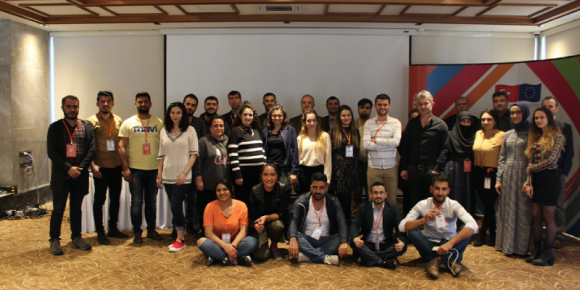 """STRONGER CIVIL SOCIETY IN THE FIELD OF MIGRATION "" TRAININGS IN ANTALYA"