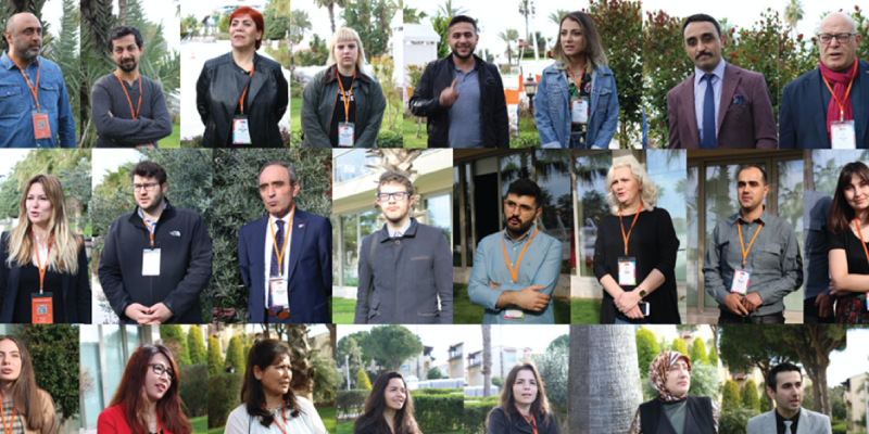 """CIVIL SOCIETY ORGANISATIONS SAY """"MY STRENGTH"""" TO THE PUBLIC FOR COOPERATION IN ANTALYA"""
