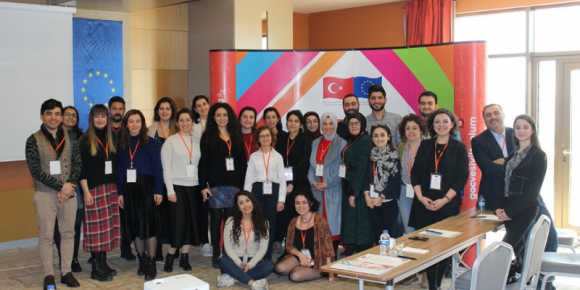 """STRONGER CIVIL SOCIETY IN THE FIELD OF MIGRATION"" TRAINING HELD IN İSTANBUL"